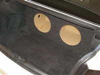 Acura TL Single / Dual Subwoofer Box