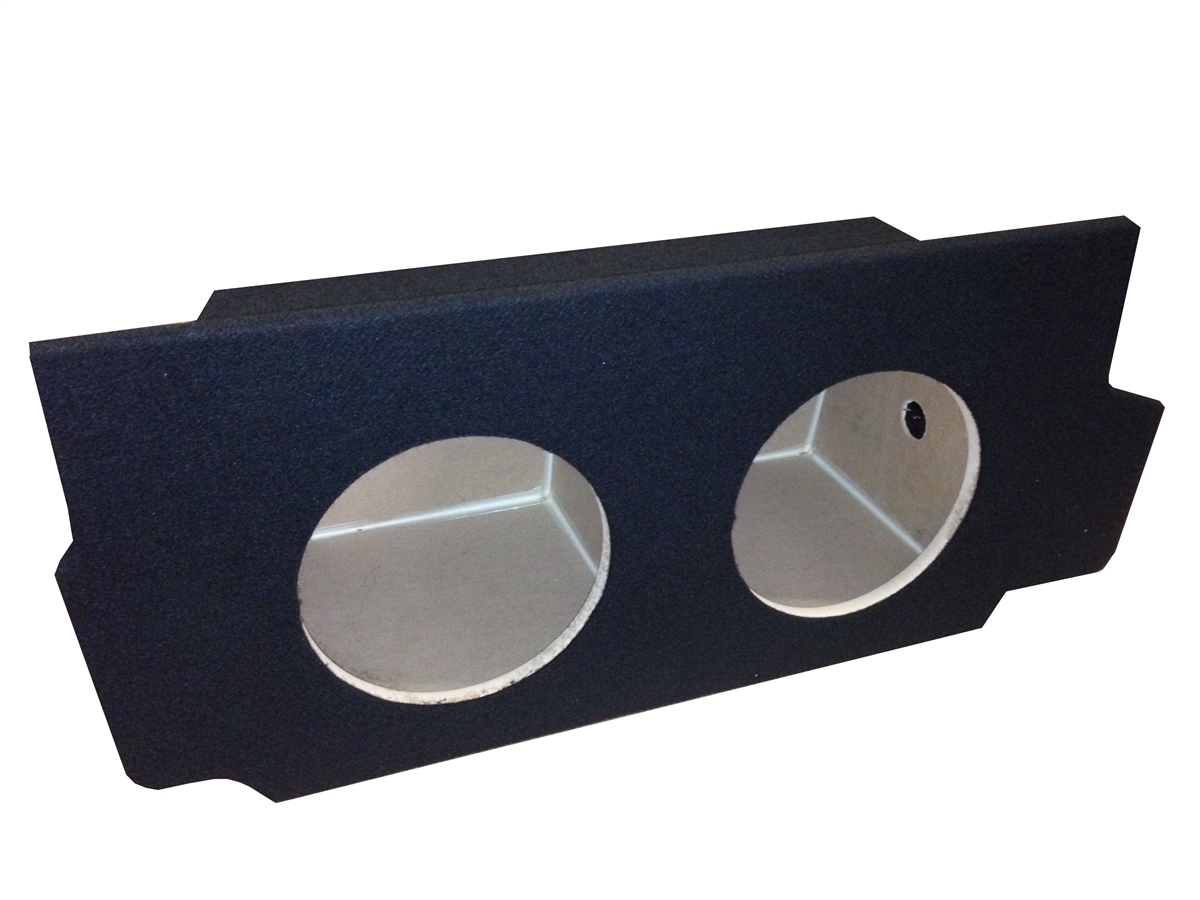 Custom Fitting Car And Truck Subwoofer Boxes - Acura tl subwoofer enclosure