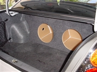 Nissan Altima Subwoofer Box