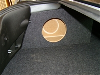 Chevrolet Camaro Subwoofer Box