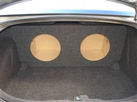 Dodge Challenger  Single / Dual Subwoofer Box