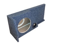 Chevy Silverado GMC Sierra Extended Cab Subwoofer Box