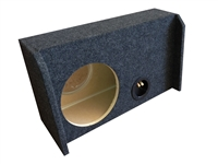 Ford F150  SuperCrew Crew Cab Subwoofer Box