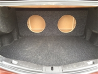 Ford Fusion Single / Dual Subwoofer Box