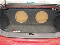 Pontiac G6  Single / Dual Subwoofer Box