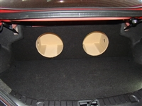 Hyundai Genesis  Single / Dual Subwoofer Box