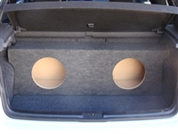 VW Volkswagon Golf GTI    Single / Dual Subwoofer Box