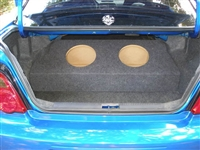 Subaru Impreza  Single / Dual Subwoofer Box