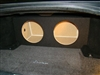 Lexus GS350  Single / Dual Subwoofer Box