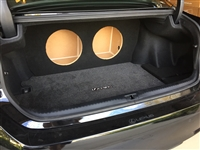 Lexus RC Rc350 Rc300 RcF RcTurbo   Single / Dual Subwoofer Box