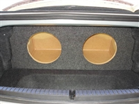 Mazda RX8  Single / Dual Subwoofer Box
