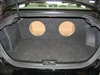 Lincoln ZEPHYR / MKZ   Single / Dual Subwoofer Box