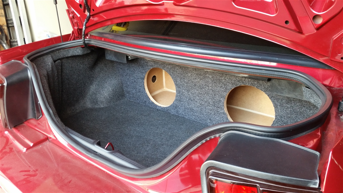 Custom Fitting Car And Truck Subwoofer Boxes