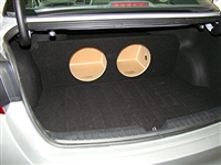 Kia Optima Single / Dual Subwoofer Box