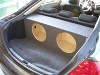 Scion TC Single / Dual Subwoofer Box