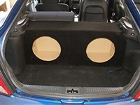 Hyundai Tiburon Single / Dual Subwoofer Box