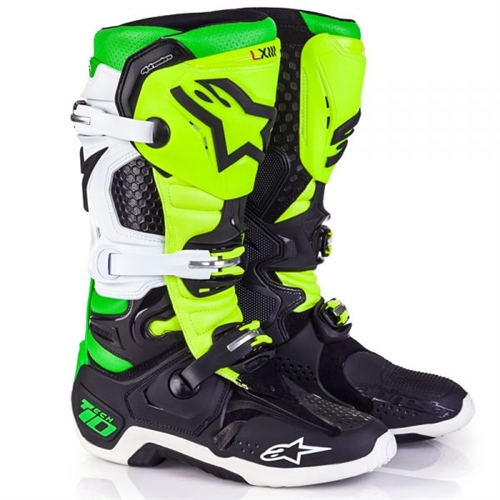 Alpinestars Mx Stiefel Tech 10 Limited Edition Vegas