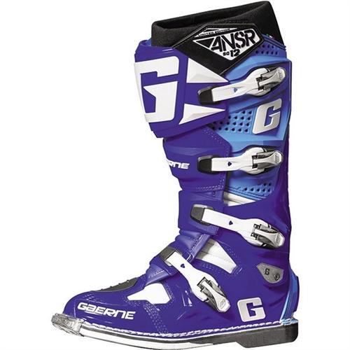 Answer / Gaerne - SG-12 Boots- Blue/Cyan