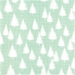 Winterberry Forest Mint Yardage
