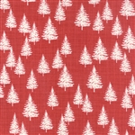 Winterberry Forest Berry Yardage