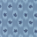 Grand Traverse Bay Medium Blue Cedar Yardage