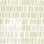 Modern Background Luster Metallic White Scales Yardage
