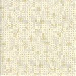 Modern Background Luster Metallic Natural Tiles Yardage