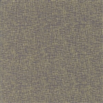 Modern Background Luster Metallic Graphite Grid Yardage