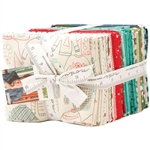 Eat Drink Be Ugly fat quarter bundle