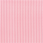Ambleside Blush Rick Rack Stripe Yardage