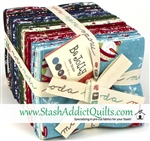 Be Jolly Fat Quarter Bundle