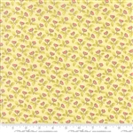 Hazel & Plum Cream Plum Blossoms Yardage  SKU# 20291-17  Hazel and Plum by Fig Tree Quilts for Moda Fabrics