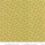 Hazel & Plum Citron Plum Blossoms Yardage  SKU# 20291-18  Hazel and Plum by Fig Tree Quilts for Moda Fabrics
