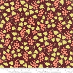 Hazel & Plum Plum Berries Yardage  SKU# 20297-15  Hazel and Plum by Fig Tree Quilts for Moda Fabrics