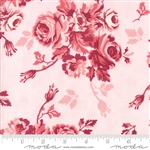 Howdy Pink Country Garden Yardage