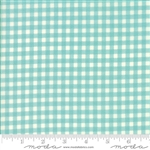Howdy Spray Gingham Yardage