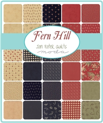 Fern Hill Fat Quarter Bundle