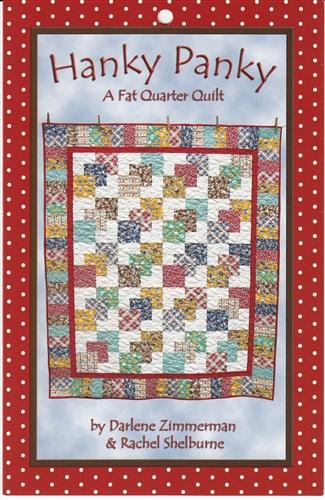 Panky A Fat Quarter Quilt Pattern