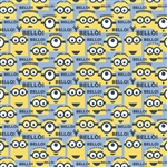 Despicable Me 1 in a Minion Yardage