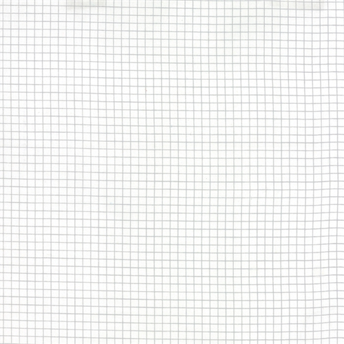 Best Day Ever White Graph Paper Yardage