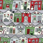 Merry Merry Multi Happy Home Yardage