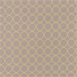 Sundrops Taupe Circled Yardage