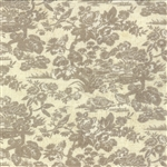 Basicgrey Floral Toile Posh Natural