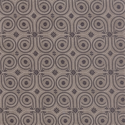 Black Tie Affair Grey Vintage Wallpaper Yardage
