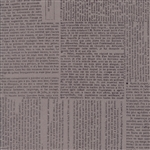 Compositions Stone Newsprint Yardage