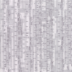 Compositions Grey Notes Yardage