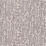 Compositions Taupe Number Jumble Yardage