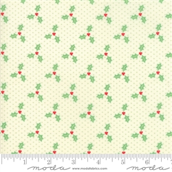 Swell Christmas Green Holly 31126-11