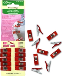 Clover Wonder Clips 10 count