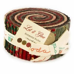 Let it Glow Metallic Jelly Roll